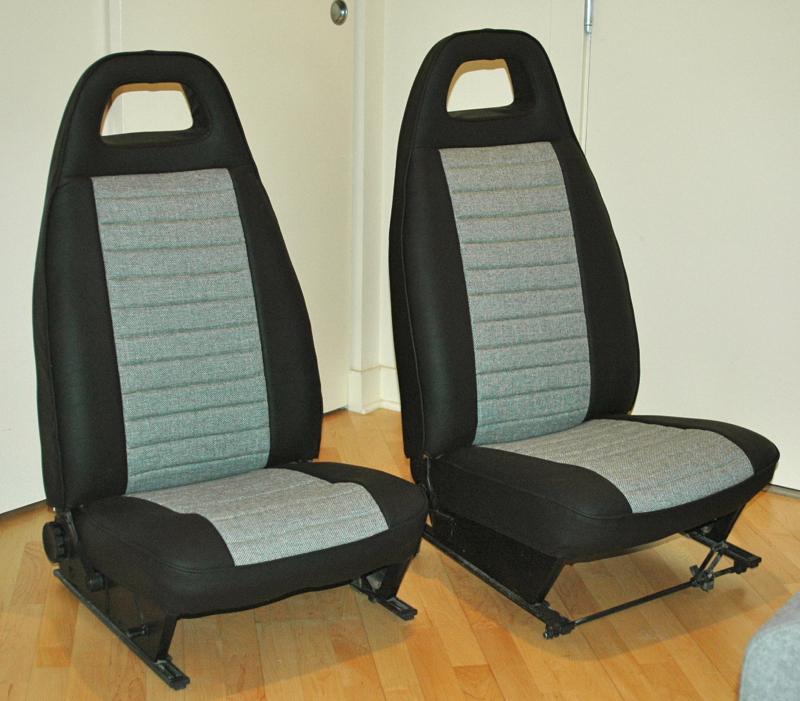 SAAB Seat Covers Saab99motdorg